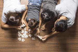 حل مسئله در خانواده