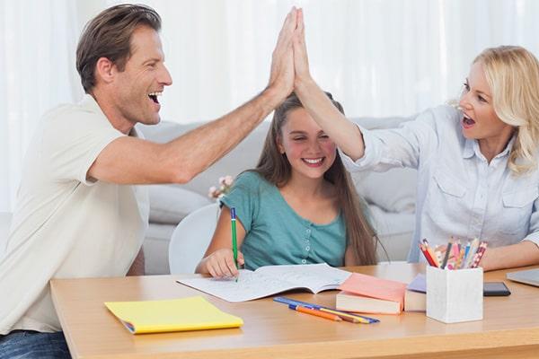 حل مشکل در خانواده
