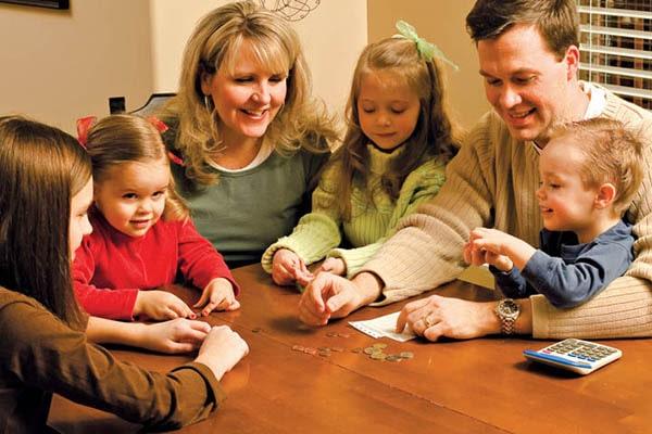 چگونه مشکلات خانواده را حل کنیم-min