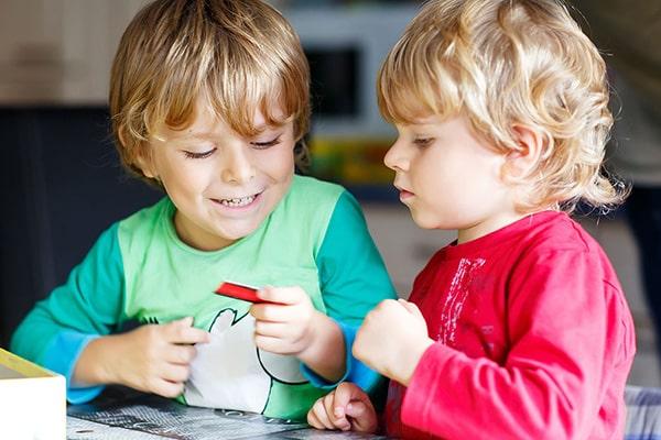 مهارت های ارتباطی کلامی در کودکان