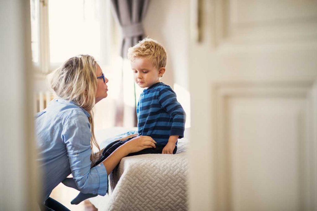 صحبت با کودکان درباره خودارضایی