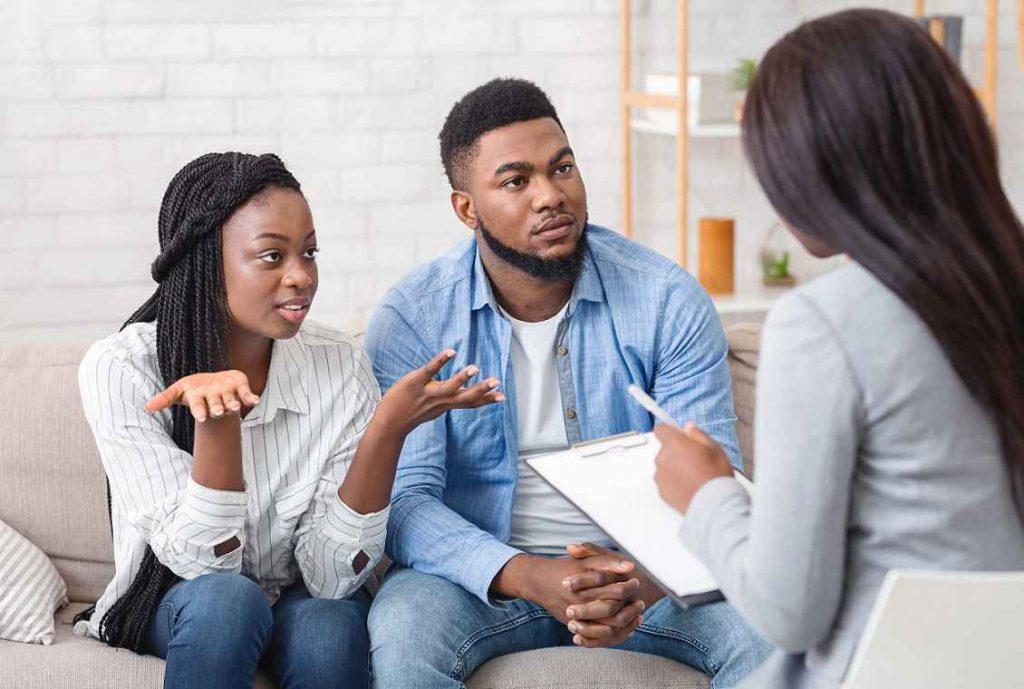 مشاوره زوجین قبل از ازدواج