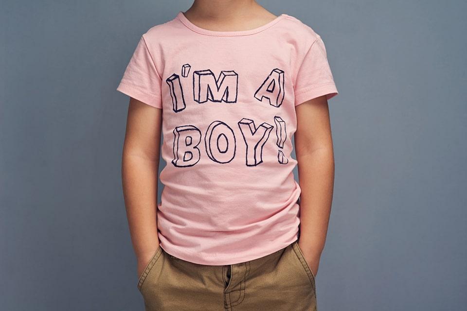 نشانه های تراجنسیتی بودن فرزند