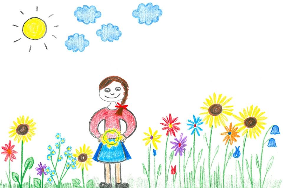 مرحله سوم نقاشی کودکان