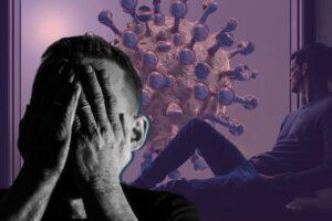 افسردگی در قرنطینه