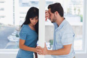 زندگی با همسر افسرده
