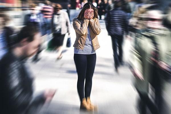 فوبیای اجتماعی چیست