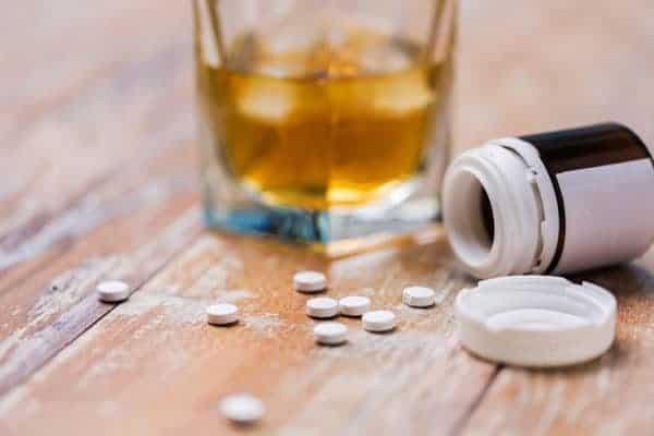 عدم مصرف کلرودیازپوکساید با الکل