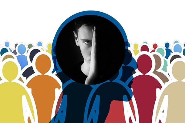 علائم فوبیای اجتماعی