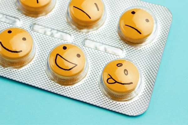 وابستگی داروهای ضد افسردگی