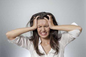 علت استرس و اضطراب شدید